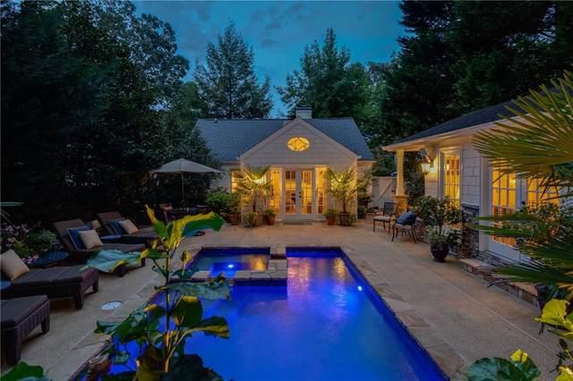2508 Acorn Avenue NE, Atlanta, GA 30305 (MLS #6779773) :: Rock River Realty