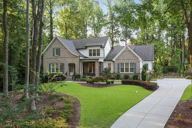 733 Glenairy Court, Sandy Springs, GA 30328 (MLS #6779797) :: North Atlanta Home Team