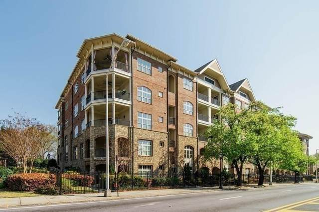 625 Piedmont Avenue NE #101, Atlanta, GA 30308 (MLS #6779799) :: The Heyl Group at Keller Williams