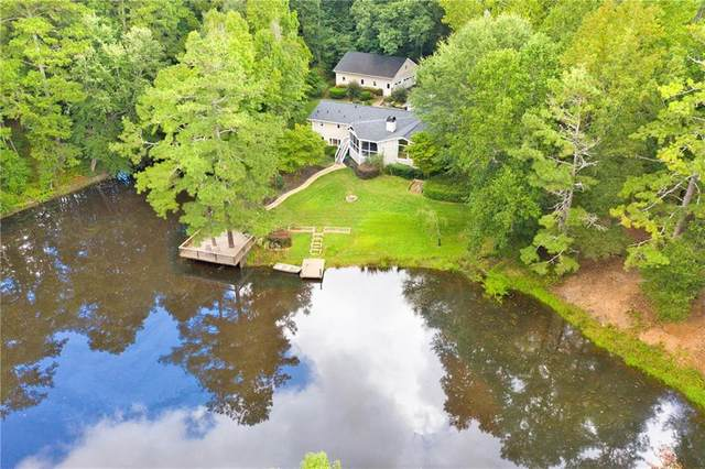 455 Cox Road, Milton, GA 30075 (MLS #6779813) :: RE/MAX Prestige