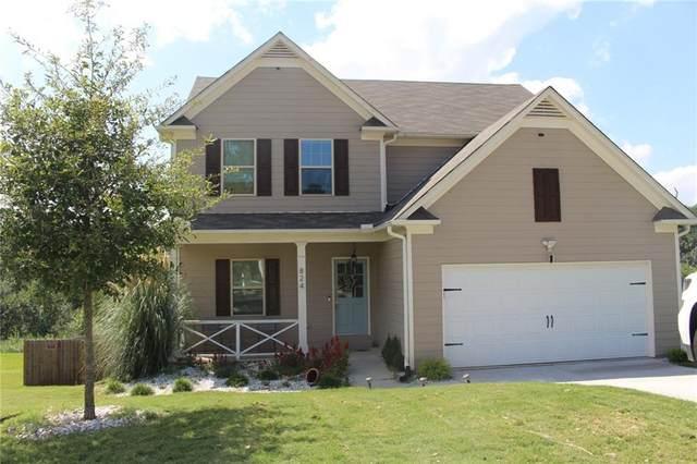 824 Castilla Way, Winder, GA 30680 (MLS #6779833) :: Kennesaw Life Real Estate