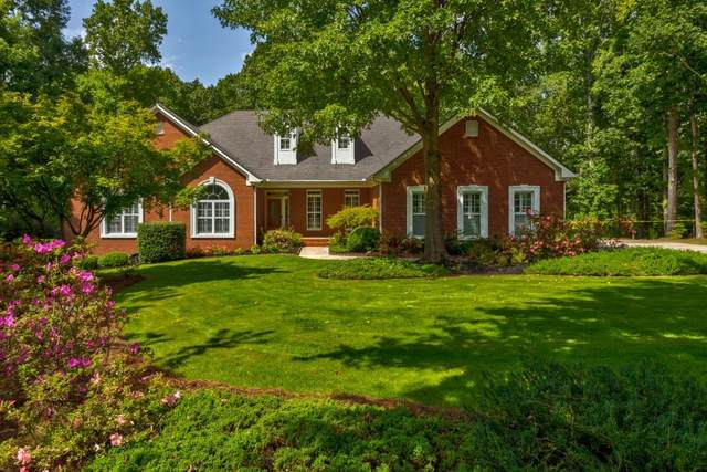 155 Greenridge Way, Newnan, GA 30265 (MLS #6779857) :: Tonda Booker Real Estate Sales