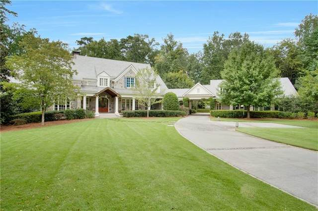 3785 Paces Ridge, Atlanta, GA 30327 (MLS #6779862) :: Rock River Realty