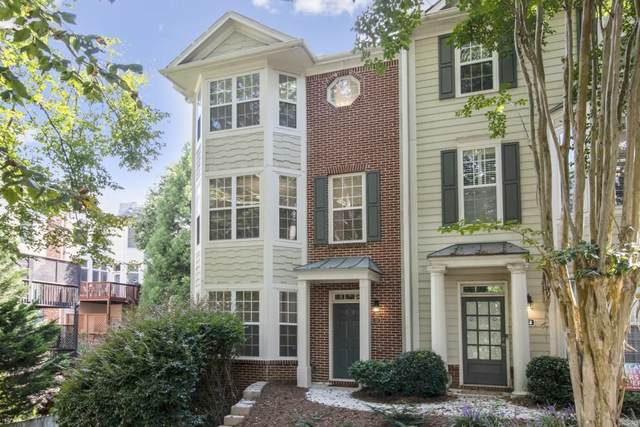 1335 Church Street C9, Decatur, GA 30030 (MLS #6779887) :: The Heyl Group at Keller Williams