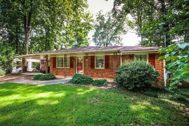 3441 Santa Fe Trail, Atlanta, GA 30340 (MLS #6779895) :: Keller Williams Realty Atlanta Classic