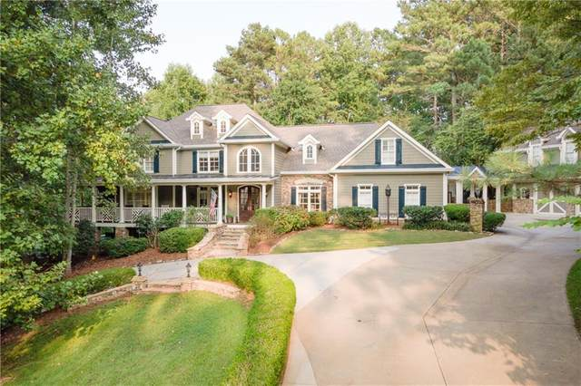 15455 Thorntree Run, Milton, GA 30004 (MLS #6779906) :: North Atlanta Home Team