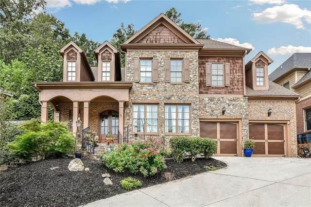 155 Lullwater Court, Roswell, GA 30075 (MLS #6779911) :: North Atlanta Home Team