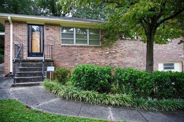 699 Walnut Circle SW, Marietta, GA 30060 (MLS #6779938) :: North Atlanta Home Team