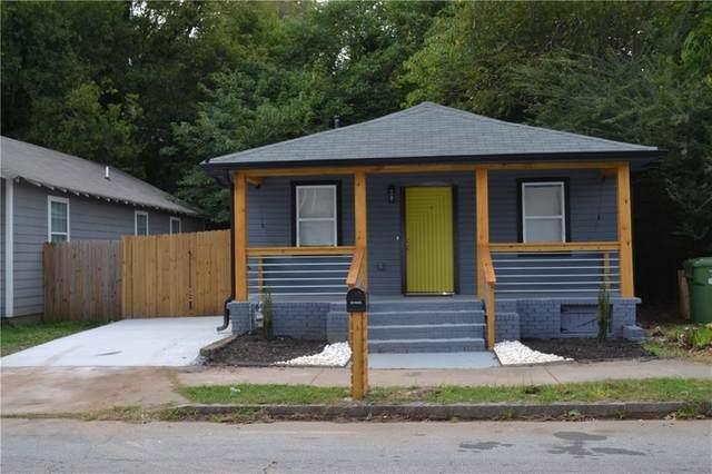 1149 Mcdaniel Street SW, Atlanta, GA 30310 (MLS #6779947) :: Good Living Real Estate