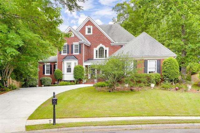 1326 Cameron Glen Drive, Marietta, GA 30062 (MLS #6779956) :: Path & Post Real Estate