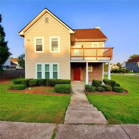 2025 Liberty Heights, Fairburn, GA 30213 (MLS #6779993) :: North Atlanta Home Team
