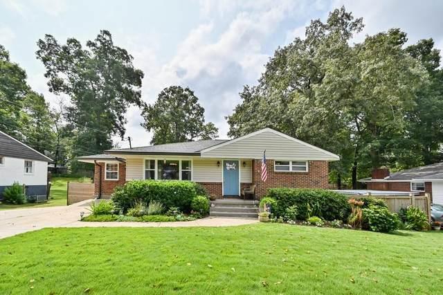 1132 Oakview Drive SE, Smyrna, GA 30080 (MLS #6779997) :: North Atlanta Home Team