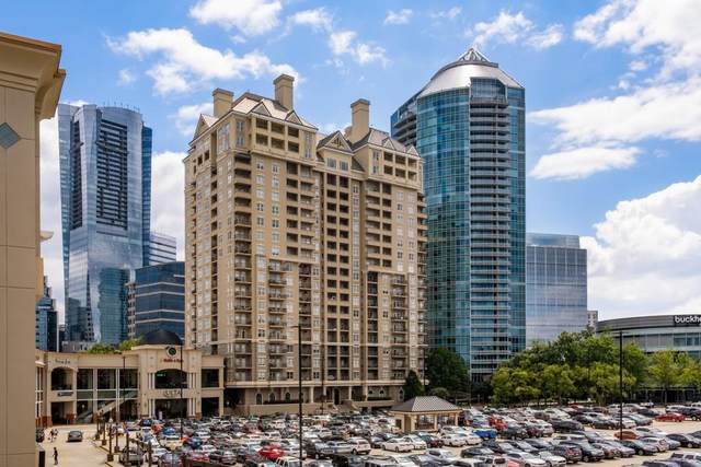3334 NE Peachtree Road #610, Atlanta, GA 30326 (MLS #6780006) :: The Zac Team @ RE/MAX Metro Atlanta