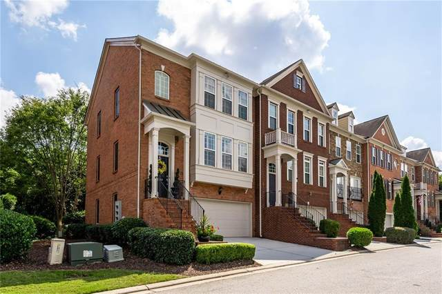 4969 Colchester Court, Atlanta, GA 30339 (MLS #6780019) :: The Butler/Swayne Team