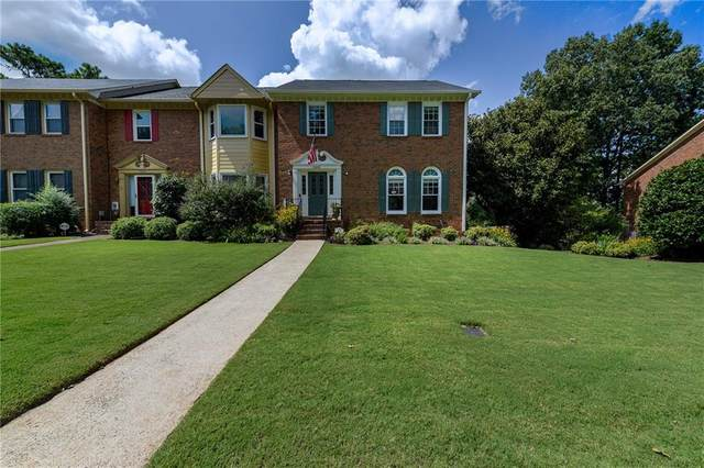 3681 Orchard Street, Peachtree Corners, GA 30092 (MLS #6780033) :: North Atlanta Home Team
