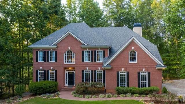221 Hightower Lake Trail, Ball Ground, GA 30107 (MLS #6780045) :: Path & Post Real Estate