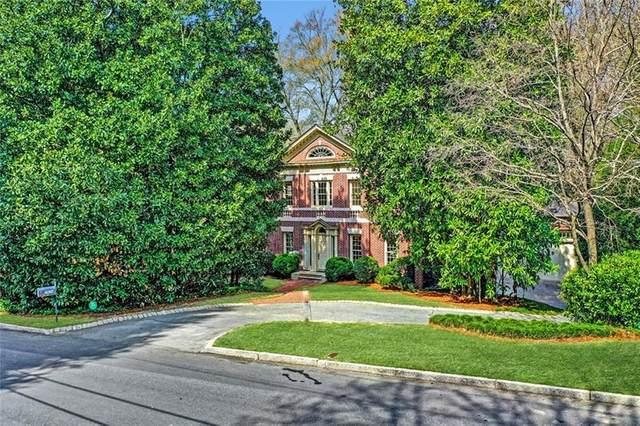 2938 Habersham Way, Atlanta, GA 30305 (MLS #6780048) :: Rock River Realty