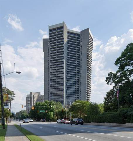 2660 Peachtree Road NW 32G, Atlanta, GA 30305 (MLS #6780052) :: The North Georgia Group