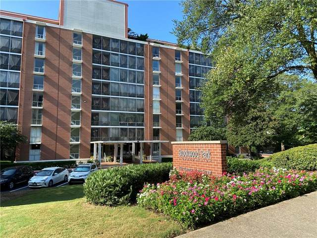 130 26th Street NW #610, Atlanta, GA 30309 (MLS #6780055) :: Vicki Dyer Real Estate