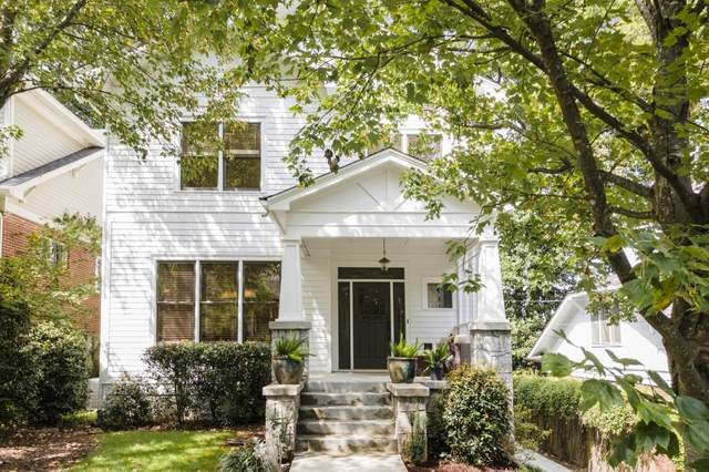1020 Mclynn Avenue NE, Atlanta, GA 30306 (MLS #6780105) :: Todd Lemoine Team