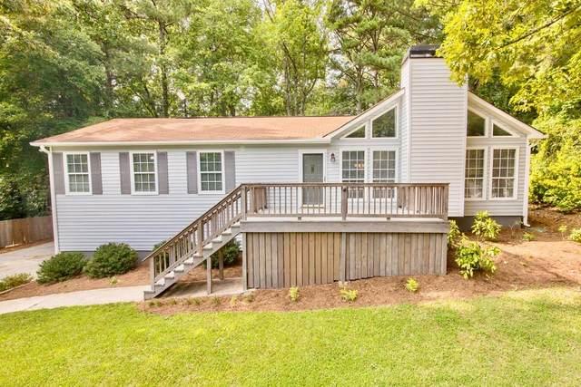 4222 W Mill Trail NW, Kennesaw, GA 30152 (MLS #6780110) :: Path & Post Real Estate