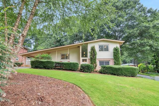 2576 Shetland Drive, Decatur, GA 30033 (MLS #6780120) :: Good Living Real Estate