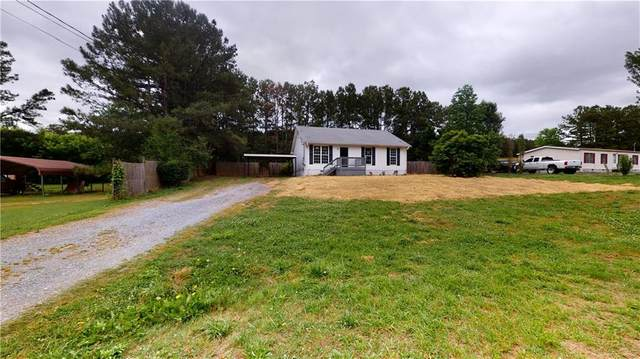 124 Old Alabama Wagon Road, Taylorsville, GA 30178 (MLS #6780125) :: RE/MAX Paramount Properties
