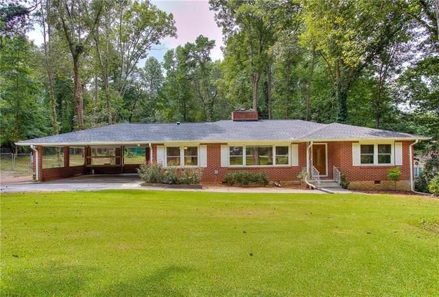 5201 Hugh Howell Road, Smoke Rise, GA 30087 (MLS #6780133) :: North Atlanta Home Team