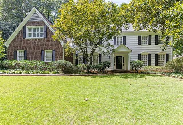 6445 River Chase Circle, Atlanta, GA 30328 (MLS #6780160) :: North Atlanta Home Team