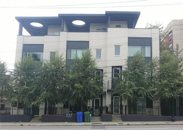 1137 NE Ponce De Leon Avenue NE #1, Atlanta, GA 30306 (MLS #6780163) :: Vicki Dyer Real Estate