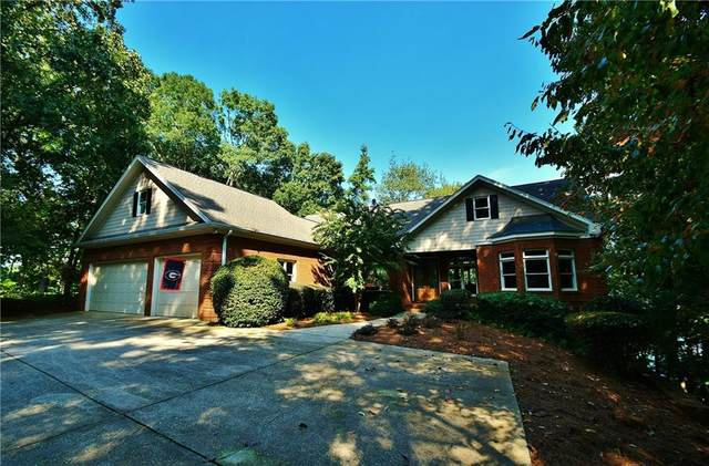 3986 Sundown Drive, Gainesville, GA 30506 (MLS #6780184) :: North Atlanta Home Team