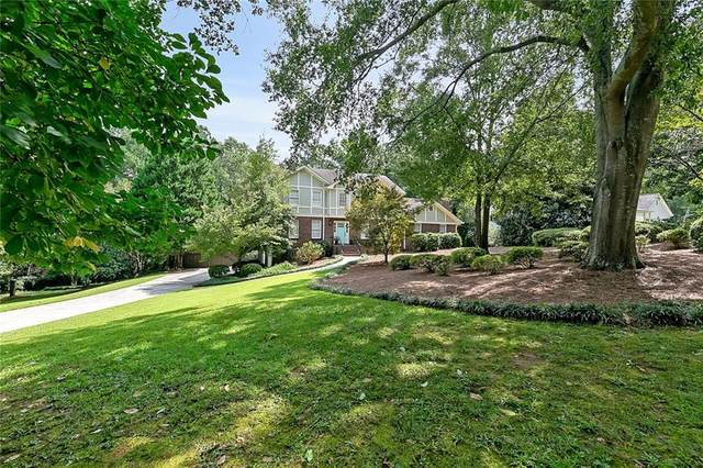 4688 River Court, Peachtree Corners, GA 30097 (MLS #6780185) :: Rock River Realty
