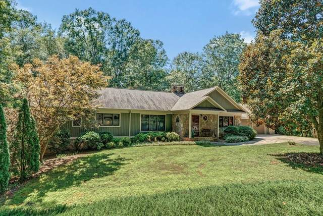 232 Fenwick Woods, Clarkesville, GA 30523 (MLS #6780188) :: North Atlanta Home Team