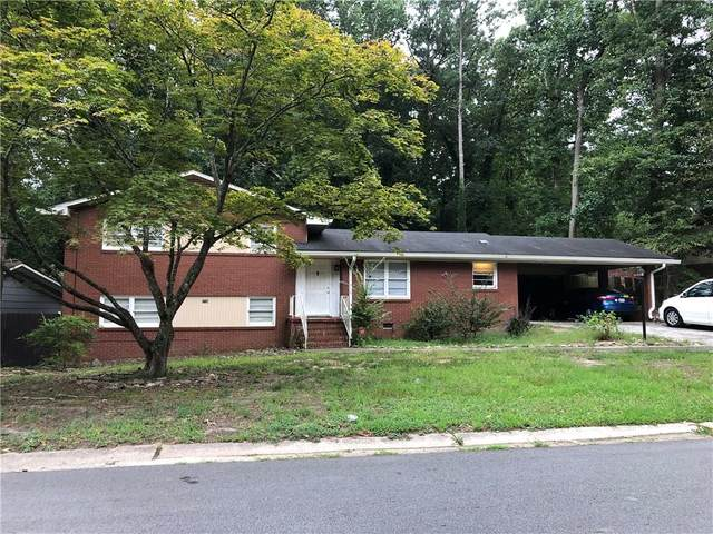 5730 Deerfield Trail, Atlanta, GA 30349 (MLS #6780191) :: North Atlanta Home Team