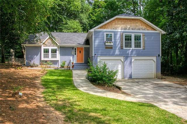 4751 Tilly Mill Road, Dunwoody, GA 30360 (MLS #6780216) :: The Heyl Group at Keller Williams