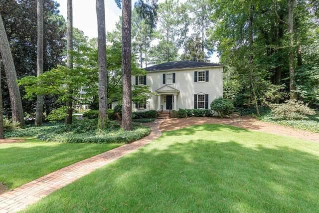 1513 Hanover West Drive NW, Atlanta, GA 30327 (MLS #6780224) :: North Atlanta Home Team