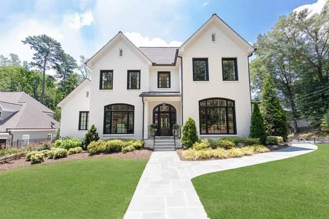 1248 Peachtree Battle Avenue NW, Atlanta, GA 30327 (MLS #6780252) :: Rock River Realty