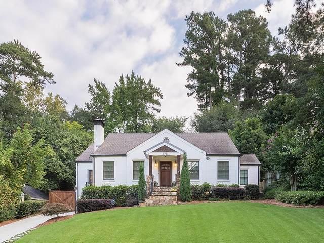 970 Cardova Drive NE, Atlanta, GA 30324 (MLS #6780271) :: RE/MAX Prestige