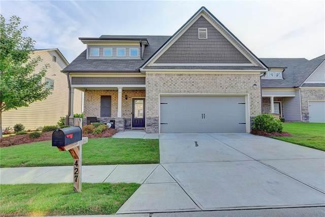 427 Meadow Vista Lane, Hoschton, GA 30548 (MLS #6780280) :: RE/MAX Paramount Properties