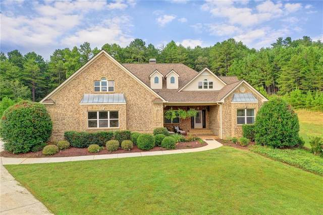 517 Goodson Road, Dawsonville, GA 30534 (MLS #6780282) :: The Heyl Group at Keller Williams