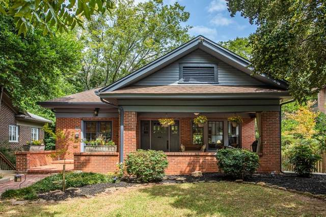 114 Greenwood Place, Decatur, GA 30030 (MLS #6780294) :: The Hinsons - Mike Hinson & Harriet Hinson