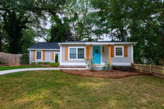2007 Reynolds Drive SW, Atlanta, GA 30315 (MLS #6780304) :: Team RRP | Keller Knapp, Inc.