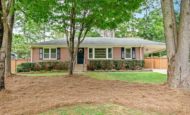 2187 Freydale Road SE, Marietta, GA 30067 (MLS #6780317) :: North Atlanta Home Team