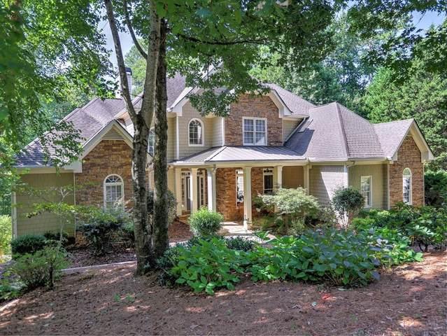 3814 Wesley Chapel Road, Marietta, GA 30062 (MLS #6780329) :: Path & Post Real Estate