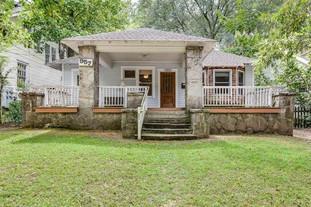 957 Saint Charles Avenue, Atlanta, GA 30306 (MLS #6780332) :: Dillard and Company Realty Group