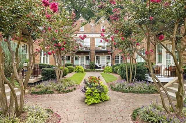 907 Piedmont Avenue NE #16, Atlanta, GA 30309 (MLS #6780351) :: Rock River Realty