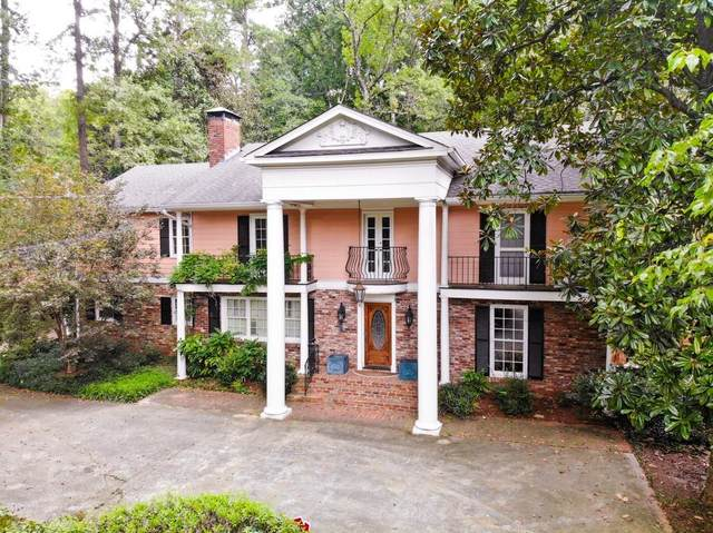4275 Lake Forrest Drive NE, Atlanta, GA 30342 (MLS #6780354) :: RE/MAX Prestige