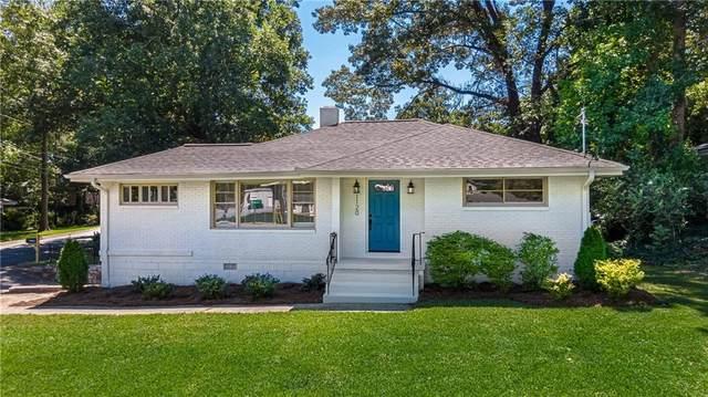 1120 Concord Road SE, Smyrna, GA 30080 (MLS #6780363) :: North Atlanta Home Team
