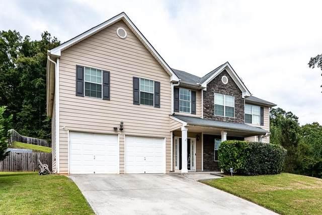 2401 Watson Fain Trail, Loganville, GA 30052 (MLS #6780380) :: Tonda Booker Real Estate Sales