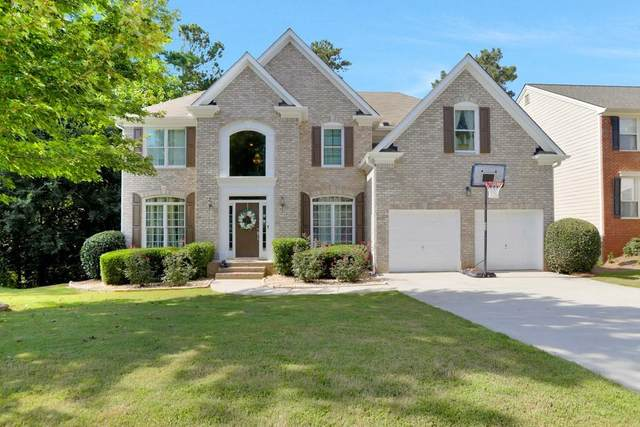 1600 Heatherglade Lane, Lawrenceville, GA 30045 (MLS #6780388) :: North Atlanta Home Team